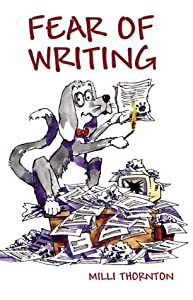 "Cover of ""Fear of Writing"""