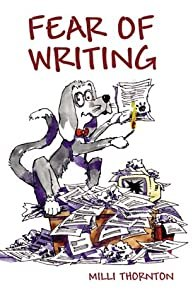 """Cover of """"Fear of Writing"""""""