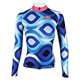 Paladin Women's Long Sleeve Special Cycling Jersey WJ0102