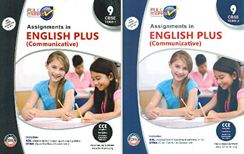 Assignment In English Plus  (Term 1 &2) Communicative 9A