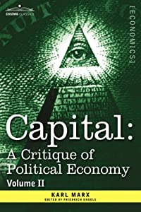 "Cover of ""CAPITAL: A Critique of Politica..."