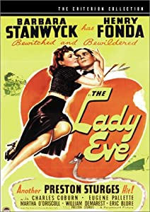"Cover of ""The Lady Eve - Criterion Collec..."