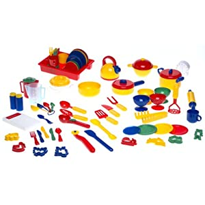 Pretend play kitchens looking for a perfect play kitchen for Kitchen set toys amazon