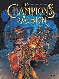 Les Champions d'Albion, tome 1 par Djian