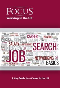FOCUS Working in the UK: A Key Guide for a Career in the UK