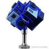 360Heros-Pro6-360-Degree-Plug-n-Play-Filming-6-Cameras-Holder-for-GoPro-Hero3-Hero3-Hero4-Series