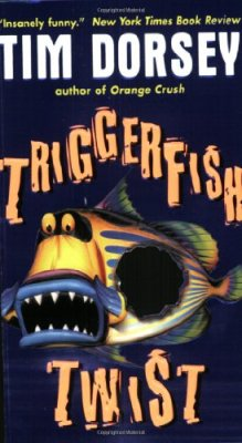 Triggerfish Twist (Serge Storms) by Tim Dorsey, Mr. Media Interviews