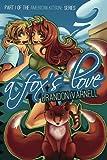 A Fox's Love (American Kitsune Book 1)