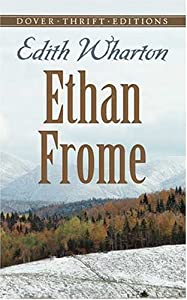"""Cover of """"Ethan Frome"""""""