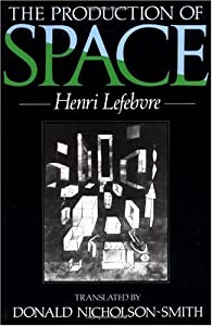 "Cover of ""The Production of Space"""