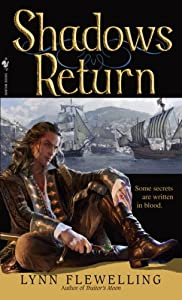 "Cover of ""Shadows Return (Nightrunner, Bk..."