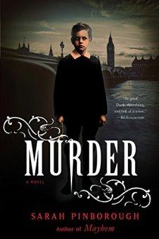 Murder by Sarah Pinborough| wearewordnerds.com
