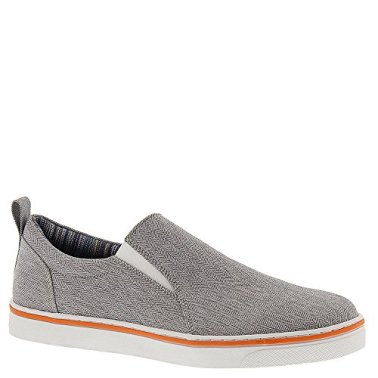 Vionic with Orthaheel Conner Men's Slip On 11.5 D(M) US Light Grey