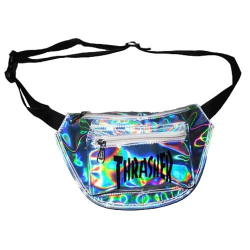 Women's Fashion Hologram Fanny Pack Bum Waist Bag
