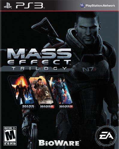 Mass Effect Trilogy - マス エフェクト トリロジー (PS3 海外輸入北米版)