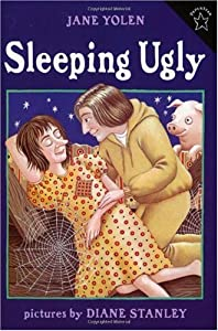 "Cover of ""Sleeping Ugly"""