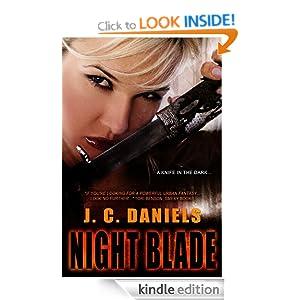 Night Blade (Colbana Files)