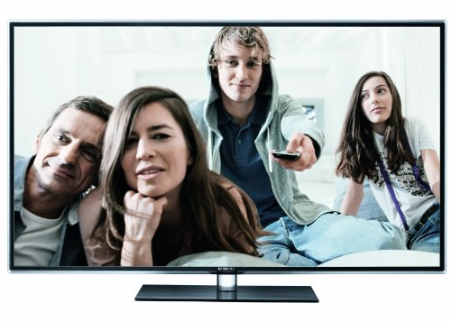 Samsung UE55D6500VSXZG 138 cm (55 Zoll) 3D-LED-Backlight-Fernseher, Energieeffizienzklasse A  (Full HD, HD-ready bei 3D 400Hz CMR, DVB-T/C/S2, CI+, HbbTV) schwarz