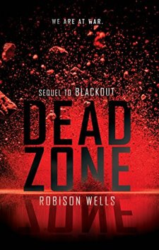 Dead Zone (Blackout) by Robison Wells| wearewordnerds.com