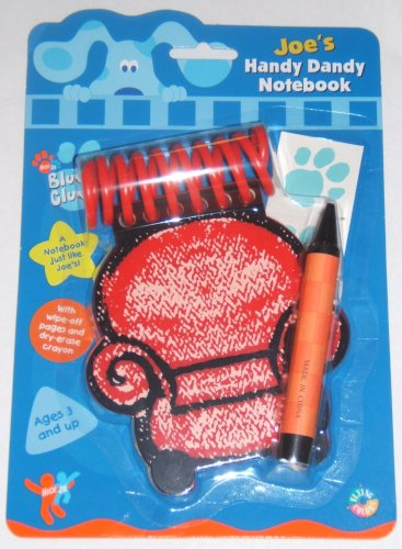 Dandy Handy Blue I Which S Clues Notebooks