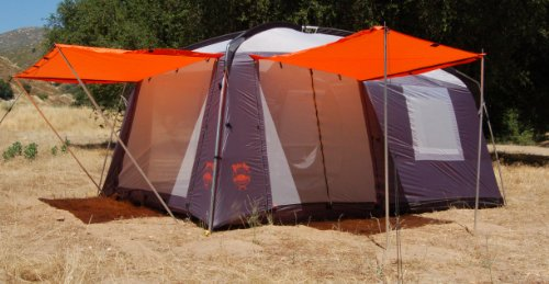 Paha Que Perry Mesa ScreenRoom/Tent Combo (8 Person)