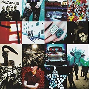 "Cover of ""Achtung Baby"""