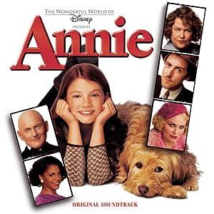 Annie Soundtrack Cover