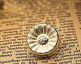 Phoenix Wright Ace Attorney Gyakuten Saiban 5 lawyer emblem pin Brooch badge