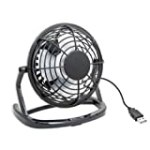 IO Crest Mini USB Powered Desktop Cooling Fan SY-ACC65055 for $14.52 + Shipping