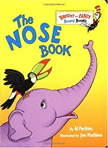 "Cover of ""The Nose Book"""