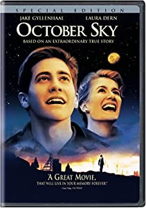 """Cover of """"October Sky (Special Edition)"""""""