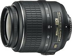 Nikon 標準ズームレンズ AF-S DX NIKKOR 18-55mm f/3.5-5.6G VR ニコンDXフォーマット専用