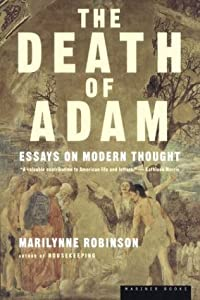 "Cover of ""The Death of Adam: Essays on Mo..."