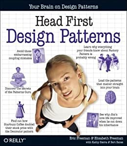"Cover of ""Head First Design Patterns"""