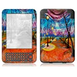 "GelaSkins Protective Kindle Skin (Fits 6"" Display, Latest Generation Kindle) From Dusk Till Dawn"