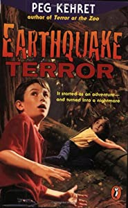 "Cover of ""Earthquake Terror (Puffin Novel..."