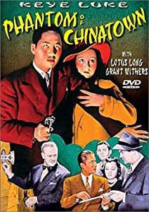 "Cover of ""Phantom of Chinatown"""