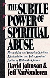 "Cover of ""The Subtle Power of Spiritual A..."