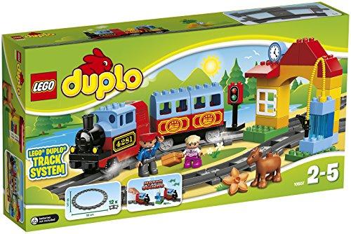 LEGO Duplo 10507 – Il Mio Primo Treno V110