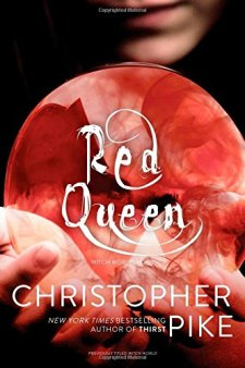 Red Queen (Witch World) by Christopher Pike| wearewordnerds.com