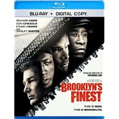 """ENTER TO WIN A BLU-RAY COPY OF """"BROOKLYN'S FINEST"""" 1"""