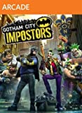 Xbox LIVE 1200 Microsoft Points for Gotham City Impostors [Online Game Code]