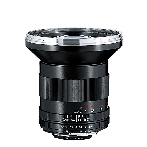 Zeiss 21mm f/2.8 Distagon T* ZF.2 Series Lens for Nikon F Mount SLR Cameras