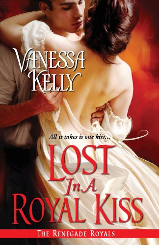 Lost in a Royal Kiss (Renegade Royal)
