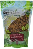 Food To Live ® Organic Almonds (Raw, No Shell, Unpasteurized) (1 Pound)