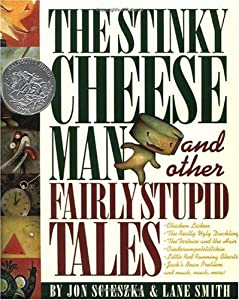 "Cover of ""The Stinky Cheese Man and Other..."