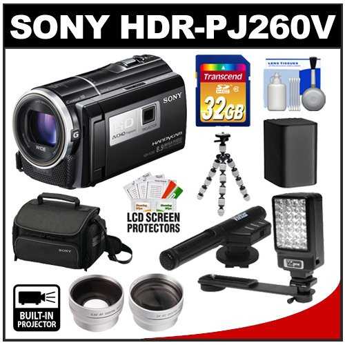 Sony HDR-CX580V Camcorder Memory Card 2 x 8GB Secure Digital High Capacity Memory Cards SDHC 2 Pack