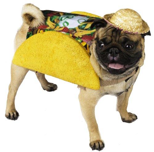 Taco Dog Pet Costume (X-Small)