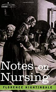"Cover of ""Notes on Nursing"""
