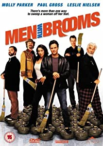 "Cover of ""Men with Brooms"""